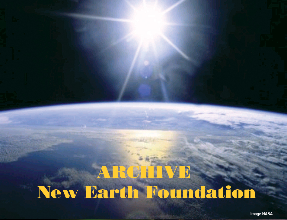 New Eath Fondation Archive
